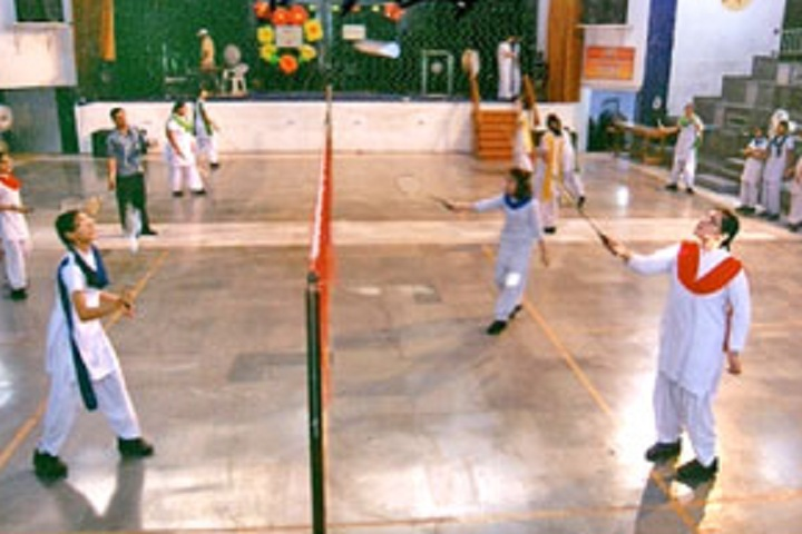Bhartiya Vidya Bhawan Sachan Lal Public School-Sports