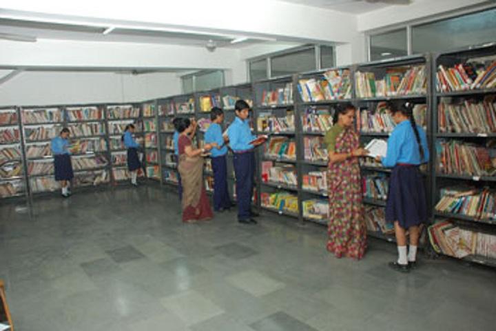 Bhartiya Vidya Mandir-Library