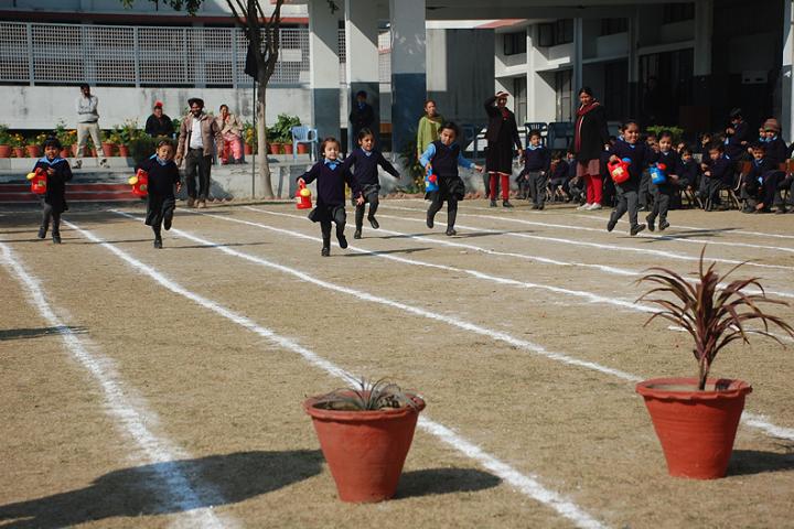 Bhartiya Vidya Mandir-Sports running