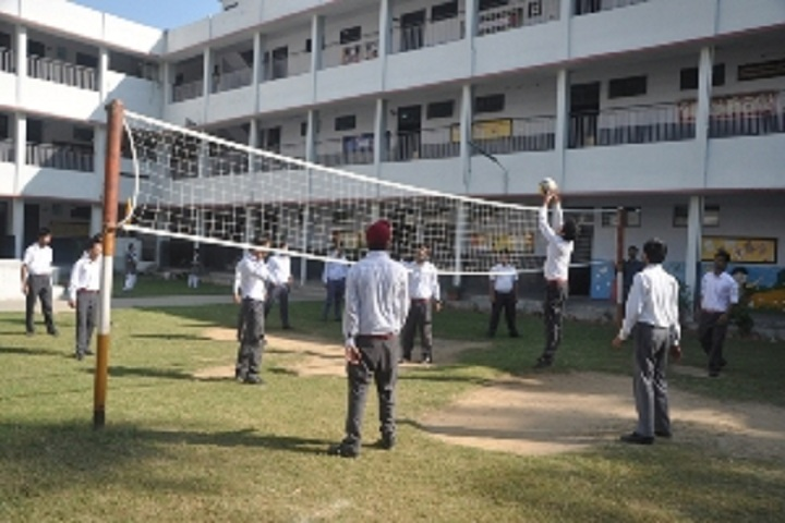 Bhartiya Vidya Mandir Senior Secondary School-Sports Vollyball
