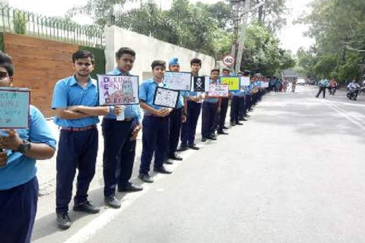 Bhartiya Vidya Mandir Senior Secondary School-Rally