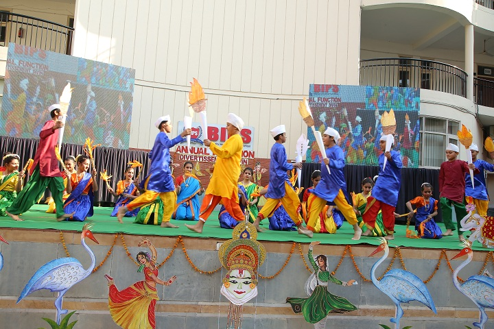 Bhupendra International Public School-Events programme