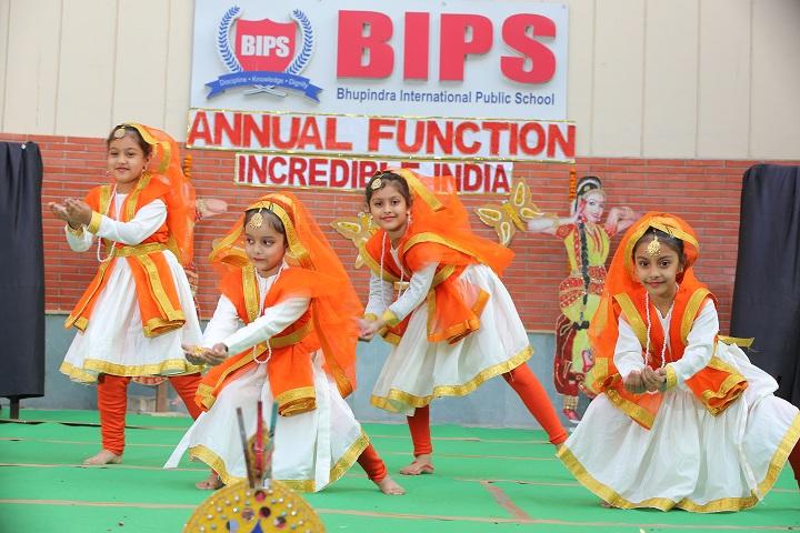 Bhupendra International Public School-Events
