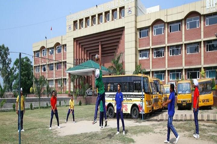 Bhupendra International Public School-Sports vollyball