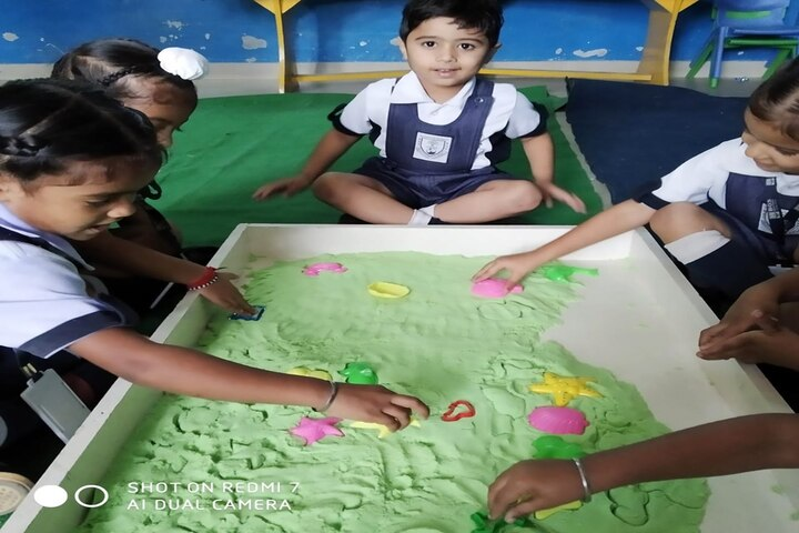 Bhupindra Global School-Activity