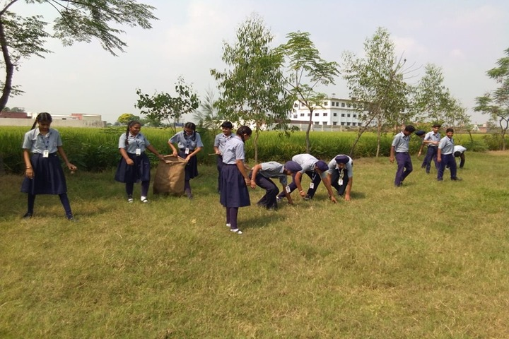 Bhupindra Global School-Cleanliness