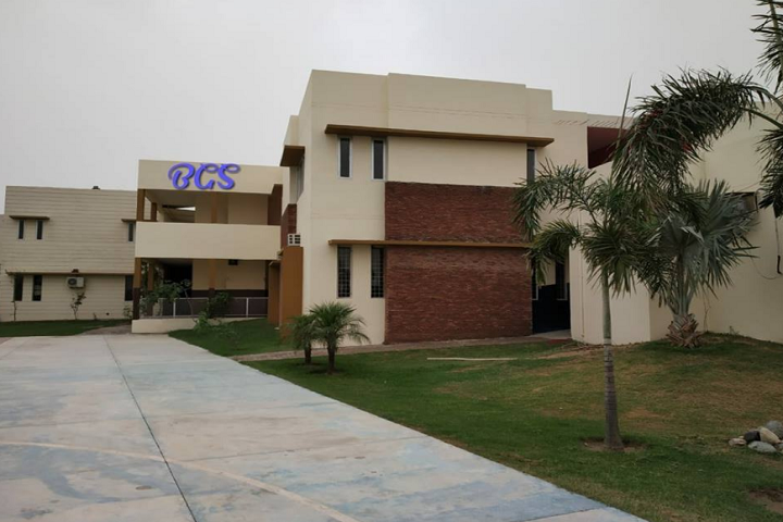 Bhupindra Global School-Campus-View