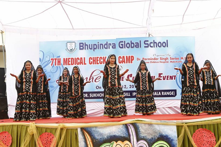 Bhupindra Global School-Events