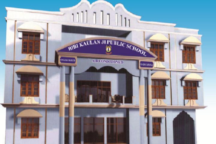 Bibi Kaulan Ji Public School-Campus-View