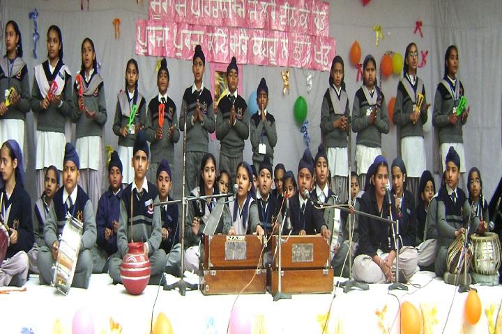 Bibi Kaulan Ji Public School-Events programme