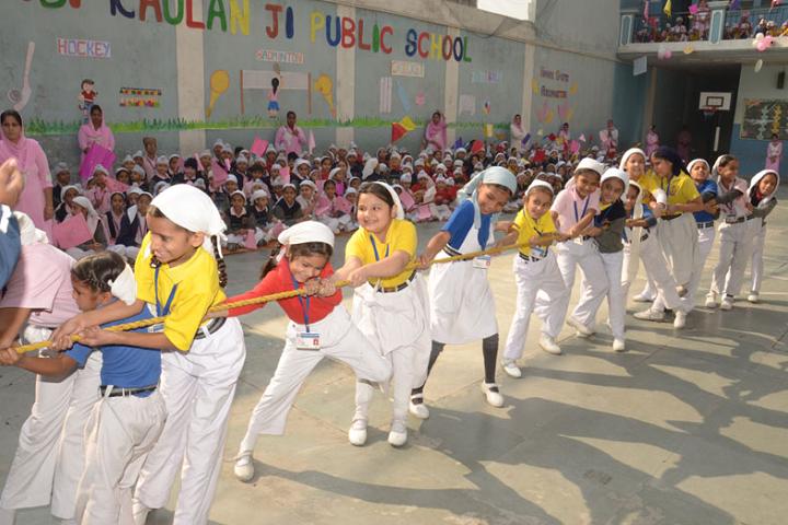 Bibi Kaulan Ji Public School-Events sports day