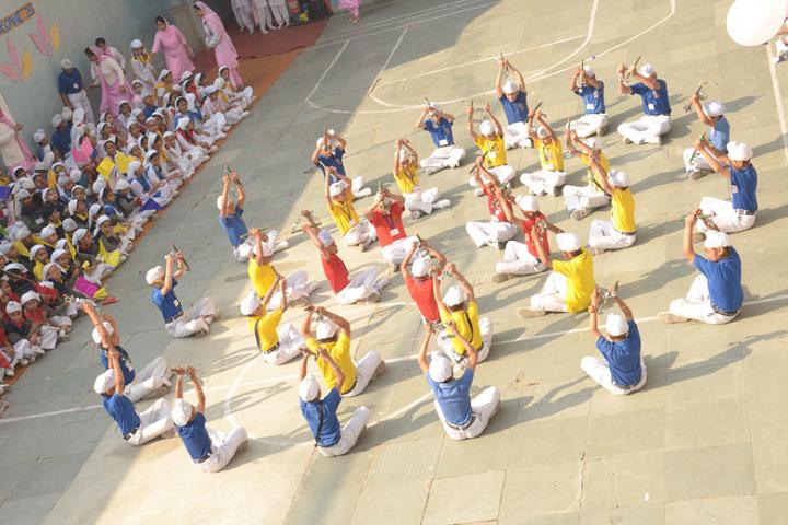 Bibi Kaulan Ji Public School-Others yoga