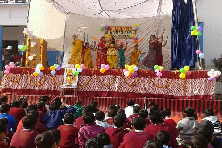 Bibi Satwant Kaur Public School-Events