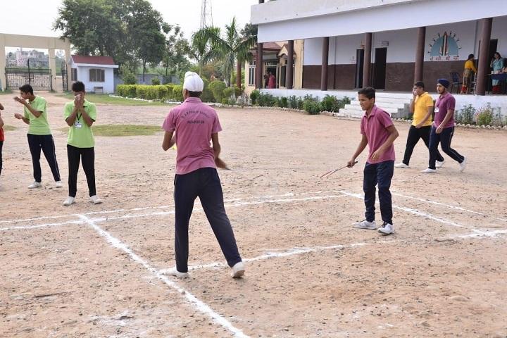Bibi Satwant Kaur Public School-Sports