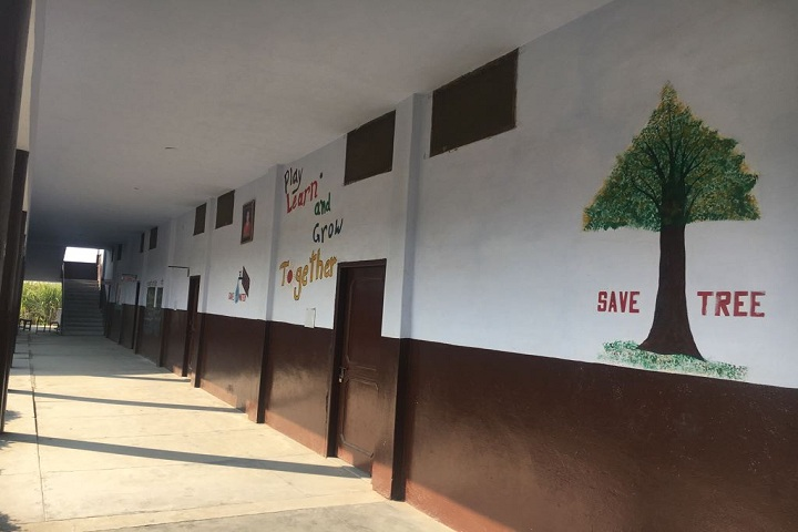 Bibi Satwant Kaur Public School-Campus-View inside