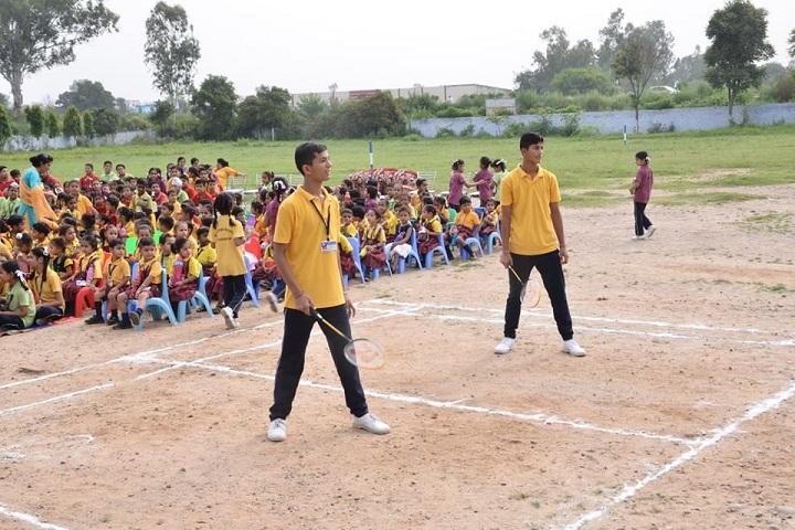 Bibi Satwant Kaur Public School-Sports badminton