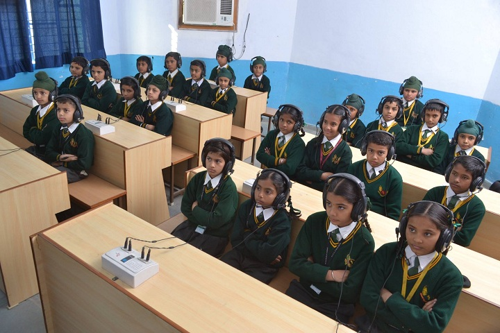 Bills Public School-Classroom view