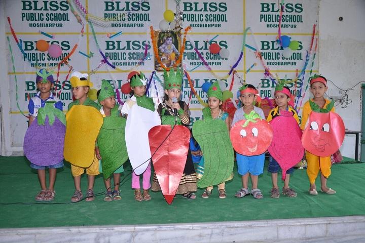 Bills Public School-Events programme