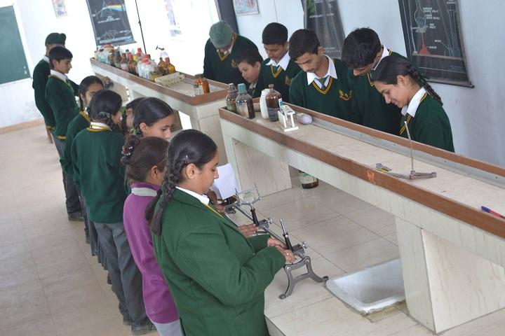 Bills Public School-Laboratory