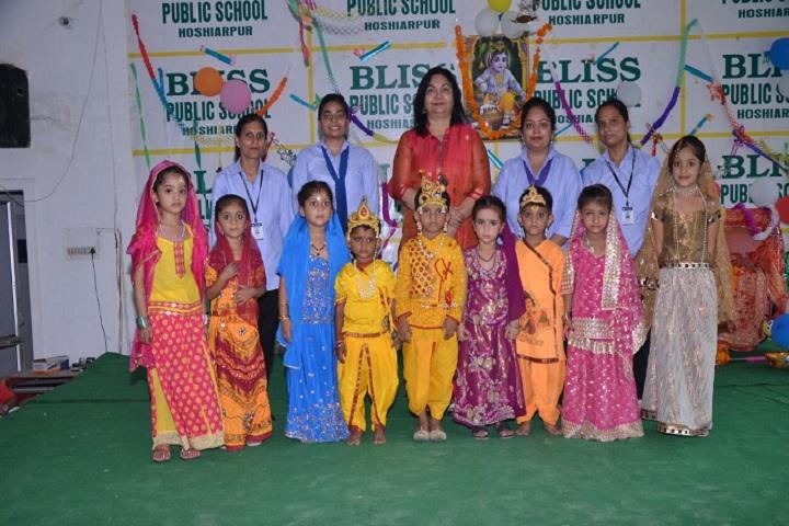 Bills Public School-Events celebration
