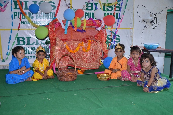 Bills Public School-Others puja