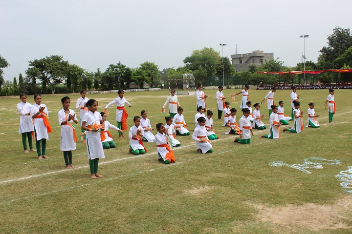 Blooming Buds School-Events independance day programme