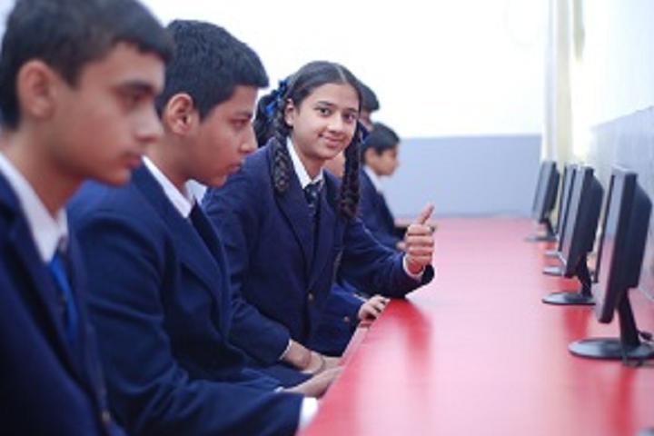 Bloosom Convent School-IT-Lab