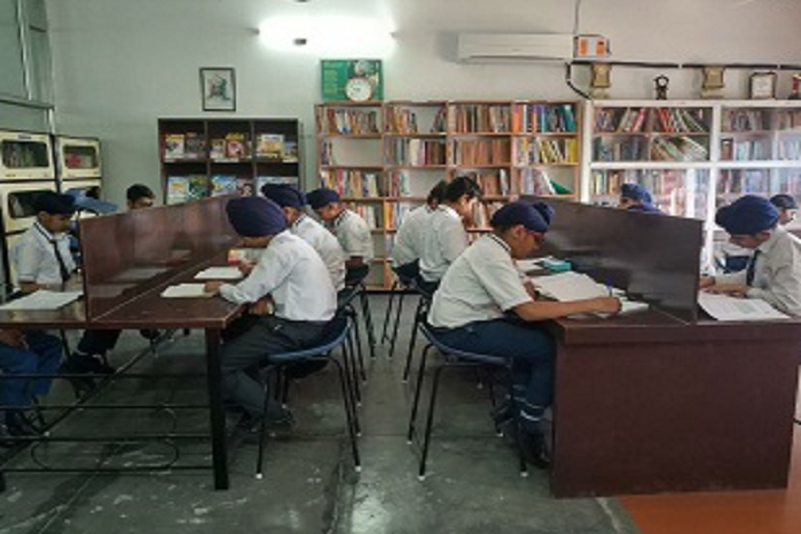 Bloosom Convent School-Library with reading room