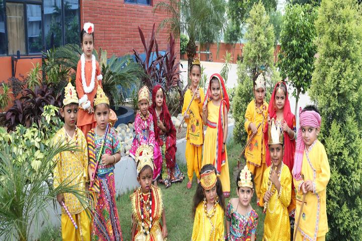 Bloosom Convent School-Events