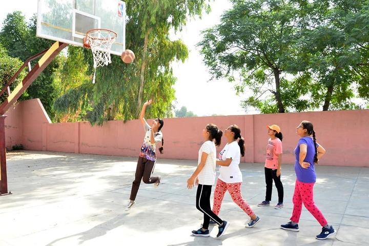 Brahmrishi Mission School-Basket Ball Court