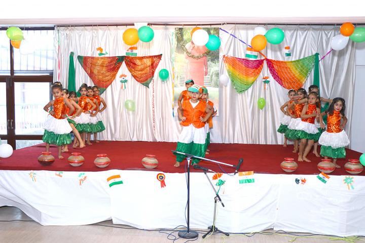 Brahmrishi Mission School-Independence Day