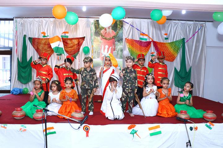 Brahmrishi Mission School-Republic Day