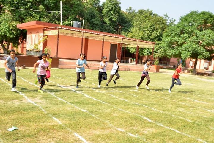 Brahmrishi Mission School-Sports Day