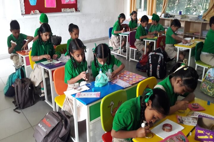 Braintree World School-Activity