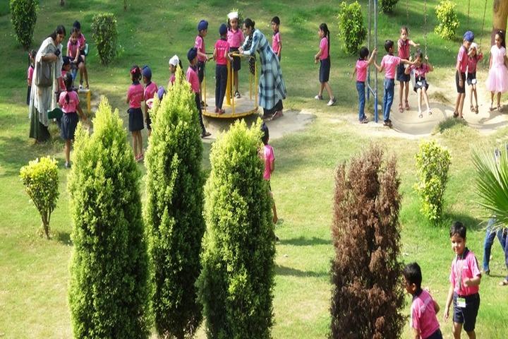 Braintree World School-Play Area