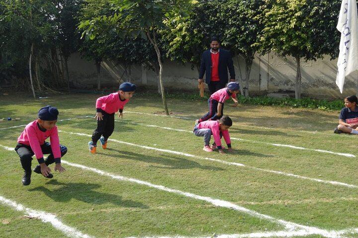 Braintree World School-Primary Sports Meet