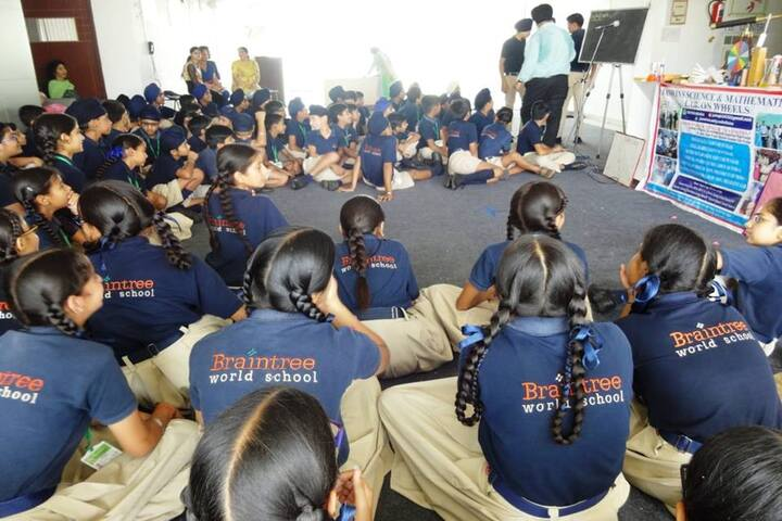Braintree World School-Students