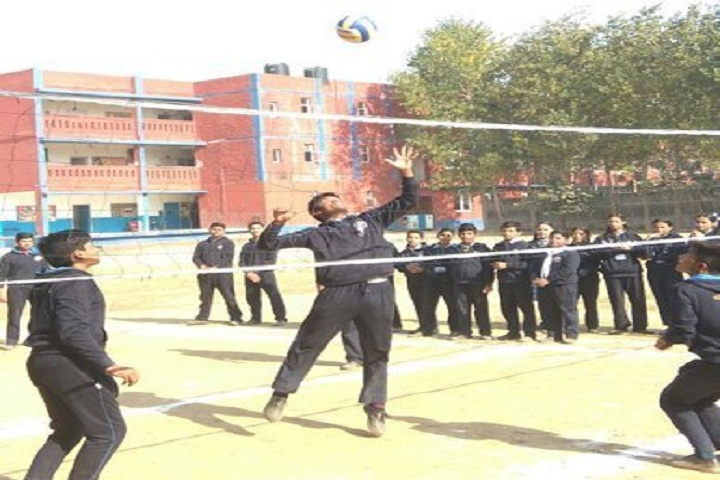 Bright Land School-Volleyball