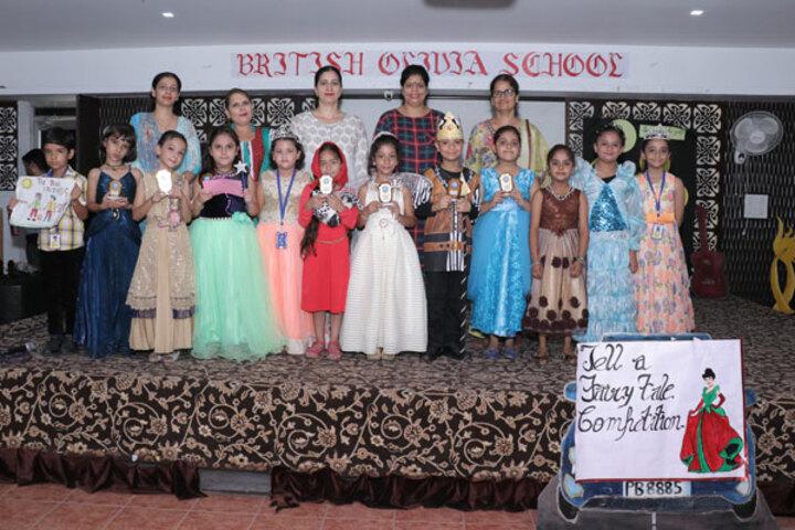 British Olivia School-Prize Ceremony