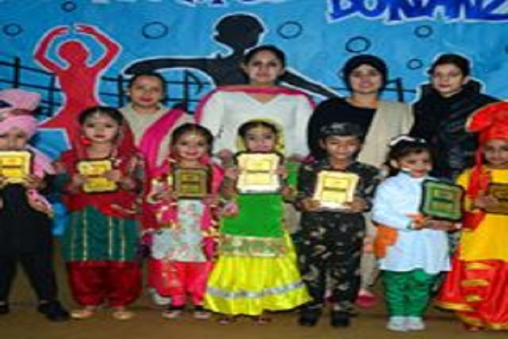 Broadway Public School-Prize Distribution
