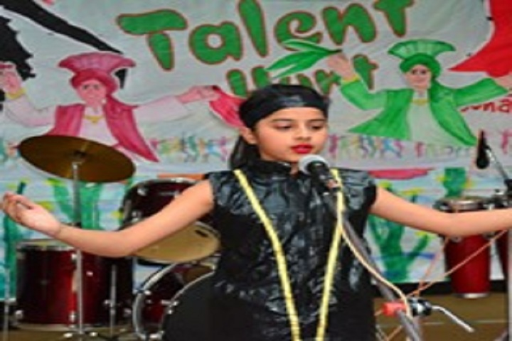 Broadway Public School-Talent Hunt