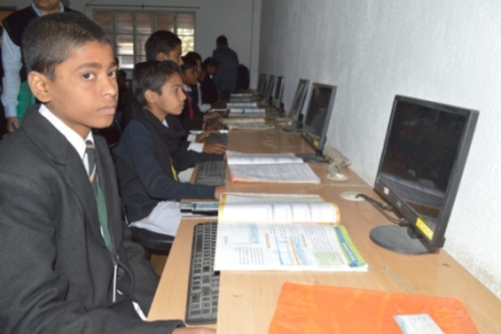 Gyandeep High School-Computer Lab