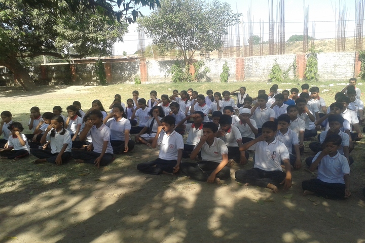 Gyandeep High School-Yoga