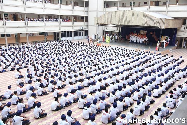 Budha Dal Public School-Assembly