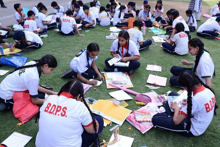 Budha Dal Public School-Gratitude Week