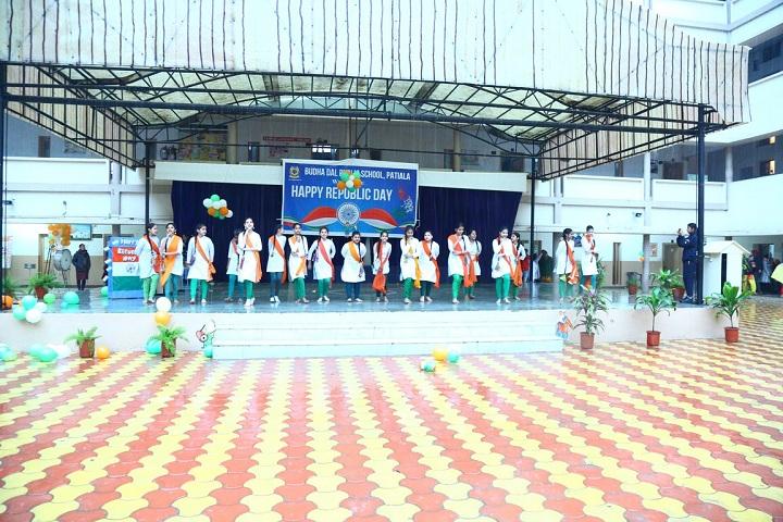 Budha Dal Public School-Republic Day