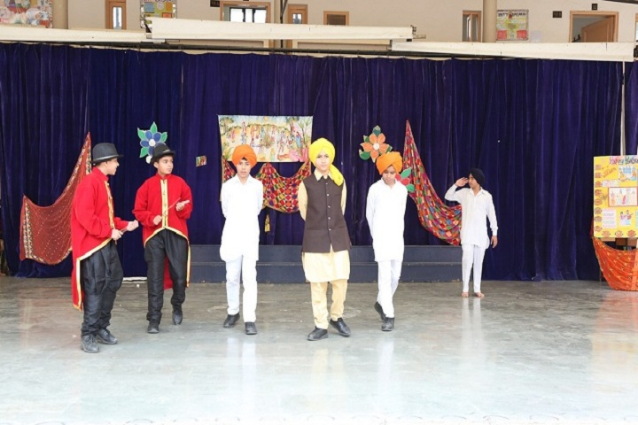The Budha Dal Public School-Special Assembly