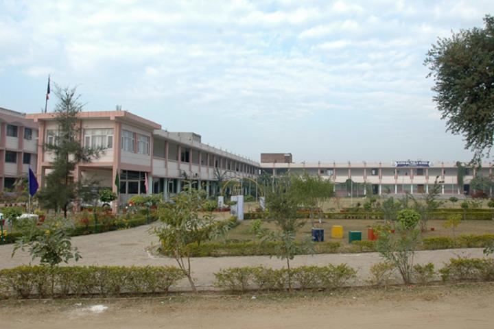 Budha Dal Public School-Campus