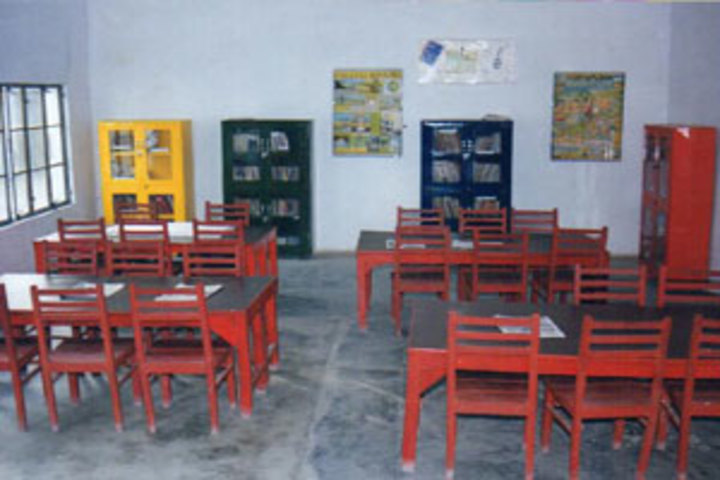 Buds Senior School-Class Room