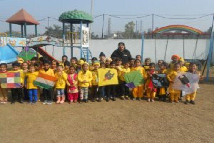 C J S Public School-Festival Celebrations